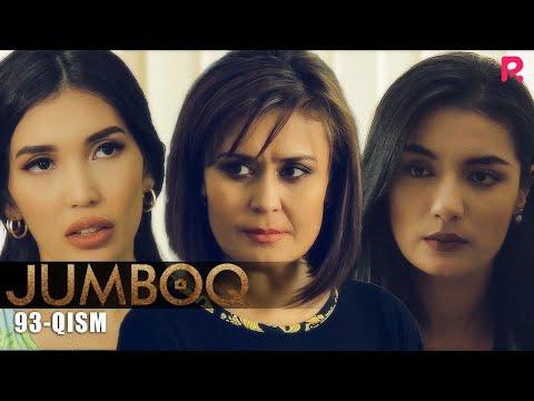 Jumboq 93-qism (milliy serial) | Жумбок 93-кисм (миллий сериал)