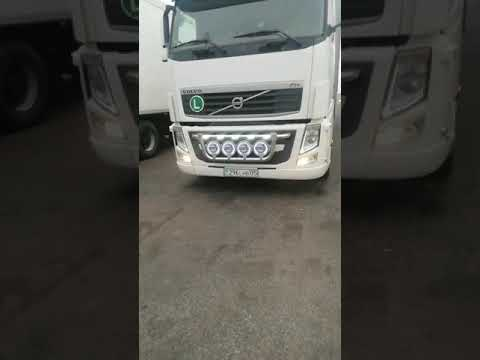 Видео о водителе фуры из Казахстана