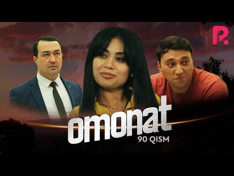 Omonat (o'zbek serial) | Омонат (узбек сериал) 90-qism