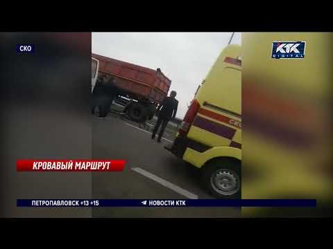 Грузовик влетел в колонну детей-велосипедистов – погибла девочка