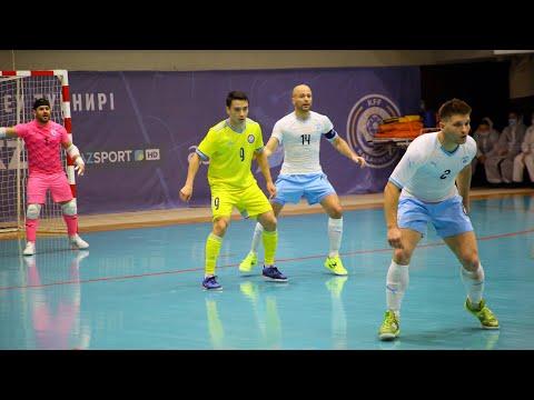 Обзор матча Израиль - Казахстан - 1:4. Отборочный турнир EURO-2022