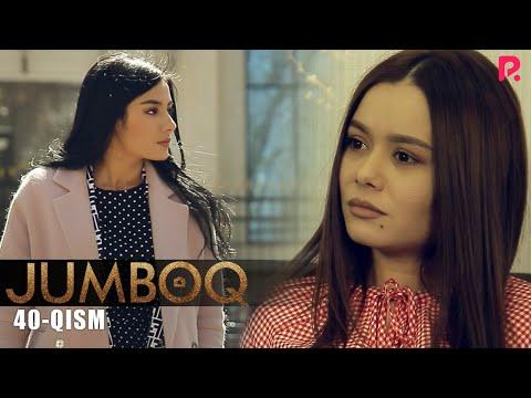 Jumboq 40-qism (milliy serial) | Жумбок 40-кисм (миллий сериал)