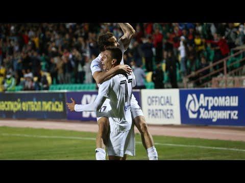 Обзор матча «Тобол» - «Хайдук» - 4:1 доп. время. Лига Конференций УЕФА. 2-й отборочный раунд