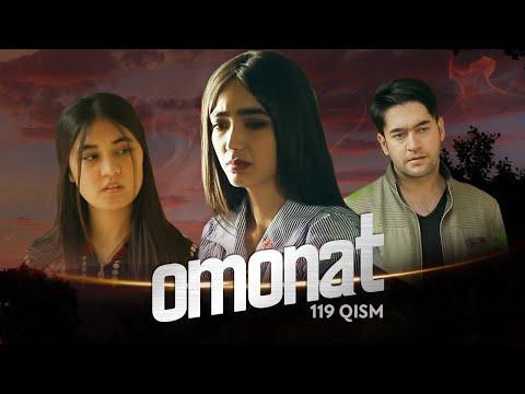 Omonat (o'zbek serial) | Омонат (узбек сериал) 119-qism