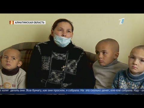 Всю жизнь без документов: многодетная мать боится остаться на улице
