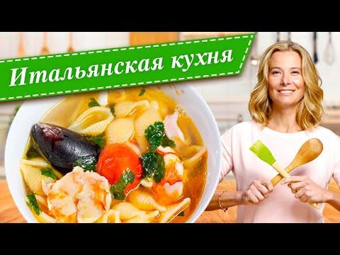 Сборник рецептов самых вкусных блюд итальянской кухни от Юлии Высоцкой — «Едим Дома!»