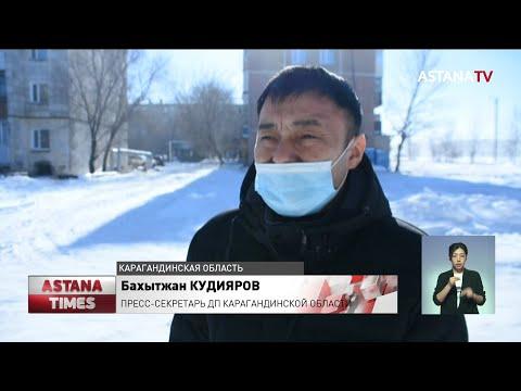 Три человека погибли в страшном ДТП в Карагандинской области