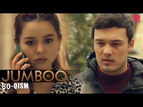 Jumboq 80-qism (milliy serial) | Жумбок 80-кисм (миллий сериал)