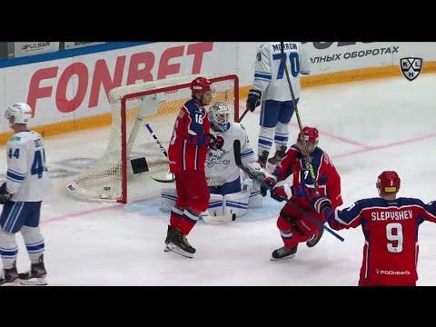CSKA vs. Barys | 14.09.2021 | Highlights KHL