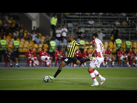Обзор матча «Кайрат» - «Црвена Звезда» - 2:1. Лига Чемпионов УЕФА. 2-й отборочный раунд