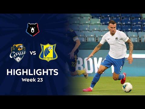 Highlights PFC Sochi vs FC Rostov (10-1) | RPL 2019/20