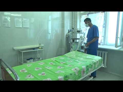 Работа житикаринских врачей