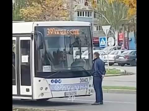 "В Запорожье ""лишний"" пассажир устроил ""террор"" в транспорте из-за карантина"