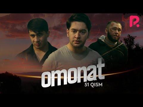 Omonat (o'zbek serial) | Омонат (узбек сериал) 51-qism
