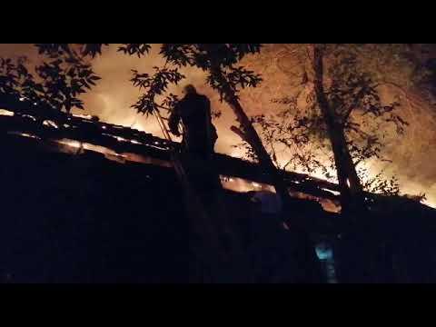 Швейное ателье подожгли в центре Павлодара