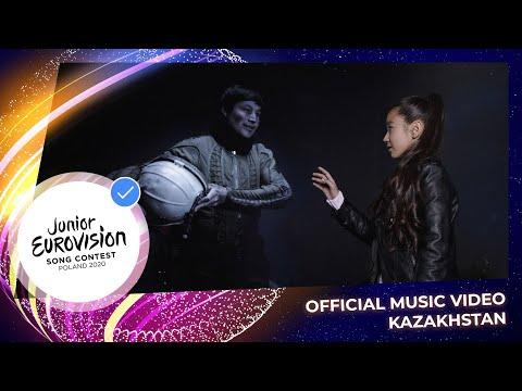 Kazakhstan 🇰🇿 - Karakat Bashanova - Forever - Official Music Video - Junior Eurovision 2020