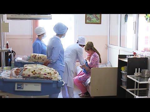 Пятерых детей родила мама из Душанбе
