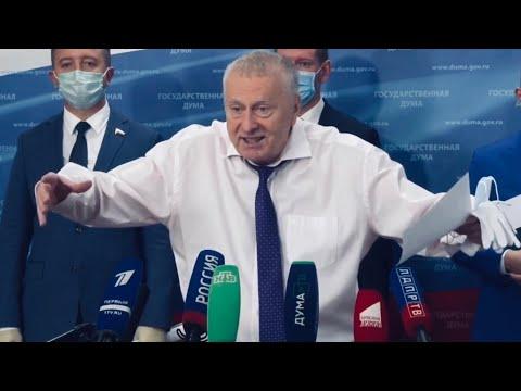 Жириновский: конфликт с Доктором Мясниковым