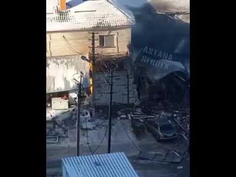 Взрыв Halal brothers