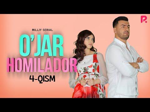 O'jar homilador 4-qism (milliy serial) | Ужар хомиладор 4-кисм (миллий сериал)