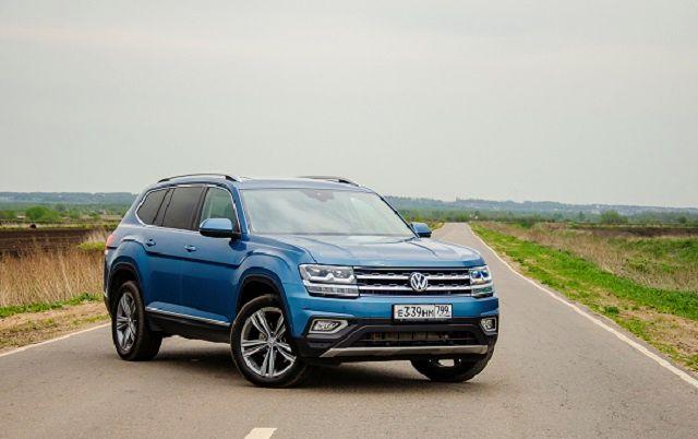 Volkswagen Teramont: покупать или нет? Два мнения