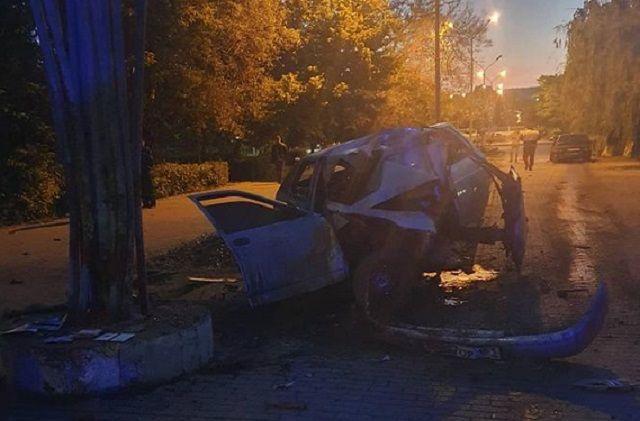 Смертельная авария произошла в центре Каменска