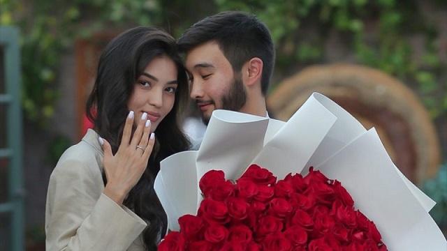 «Мисс Казахстан — 2019» Мадина Батык выходит замуж