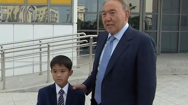 11-летний казахстанец написал трогательное письмо Назарбаеву