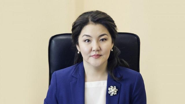 Ажар Гиният стала вице-министром здравоохранения