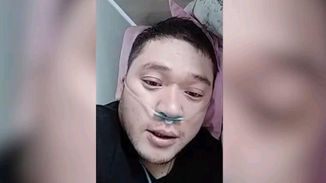 «Страшная болезнь, оказывается»: Перед смертью оперативник успел записать видео об опасности Covid-19