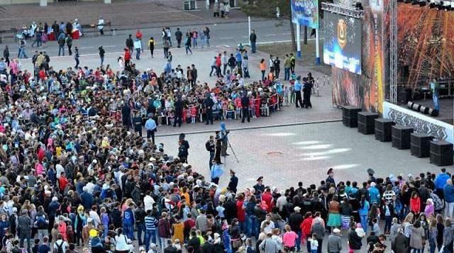 Отменены все массовые мероприятия в честь Дня города в Рудном