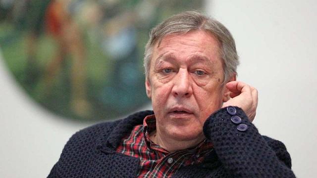 По сообщениям СМИ, Михаил Ефремов пытался покончить с собой