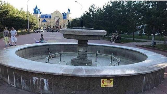 «Горько видеть такой бардак»: Жители Костаная жалуются на состояние фонтанов