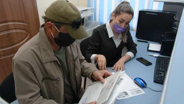 На дистанционное обслуживание переходит ряд государственных организаций Костаная