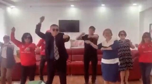 Видео: Аким в Карагандинской области наказан за танцы