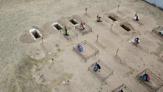 Какие санитарные требования разработаны для кладбищ в Казахстане
