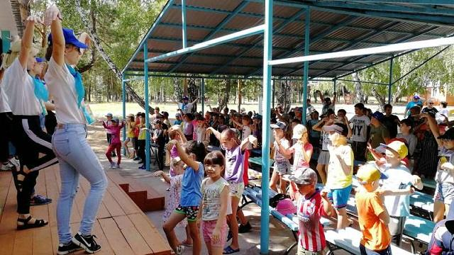 В детском лагере зафиксирована вспышка коронавируса
