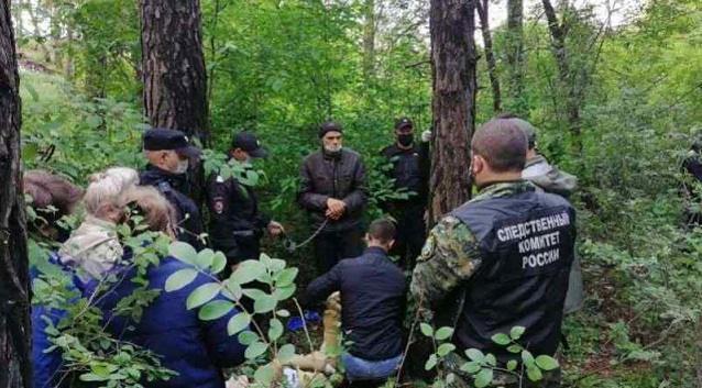 В Красноярском крае изнасилована и задушена 12-летняя девочка