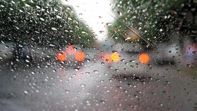 Сильнейший ливень в Севастополе 30.09.2020
