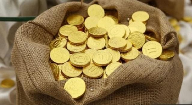 Пассажир забыл в поезде мешок с золотом
