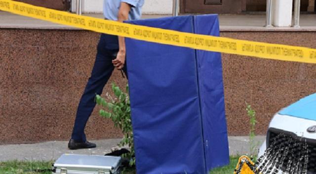 «Насмерть»: Девушка выпала с 15 этажа в Алматы