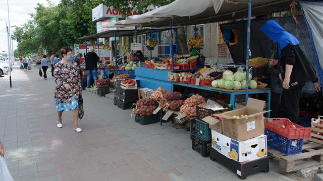«Чтобы была красота»: Дачников могут лишить мини-рынка в Костанае
