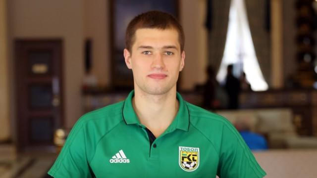 Нападающий костанайского «Тобола» Роман Муртазаев выбрал новую команду