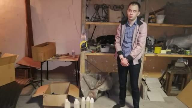 Девять килограммов наркотиков в сабвуфере вёз наркодилер из Челябинска в Костанайскую область