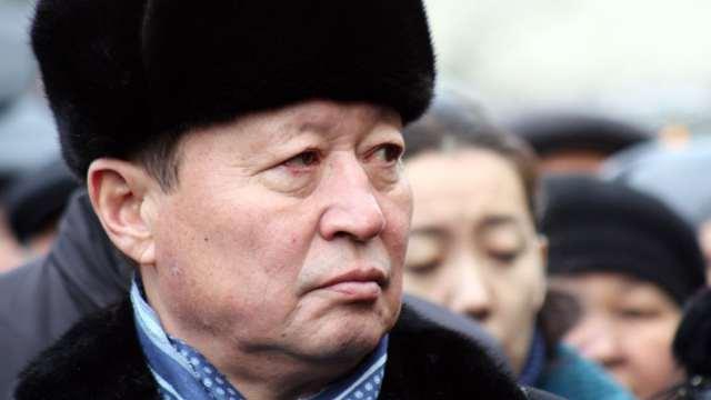 Бывший глава КНБ Нартай Дутбаев вышел из тюрьмы по УДО