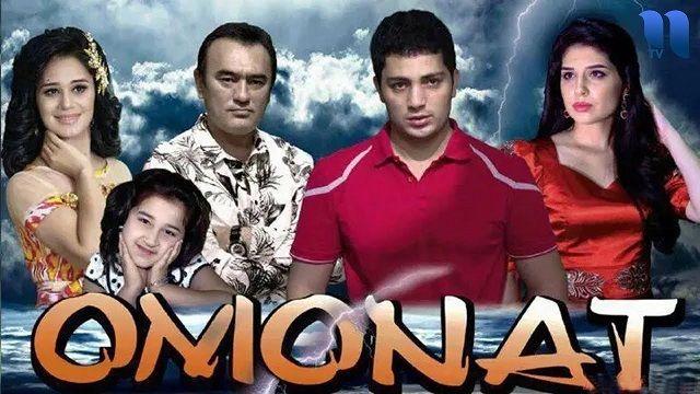 Omonat (o'zbek serial) | Омонат (узбек сериал) 57 qism