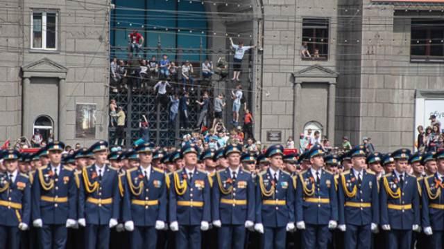 Парад Победы в Новосибирске 24.06.2020 прямая трансляция