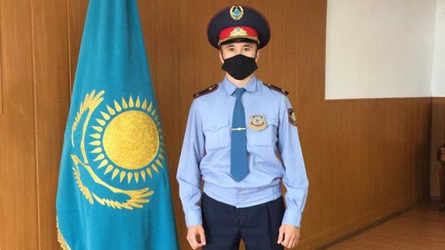 Сколько полицейских региона поощрено ко Дню Конституции