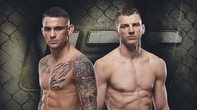 UFC. Прямая трансляция боя Дастин Порье — Дэн Хукер 28.06.2020
