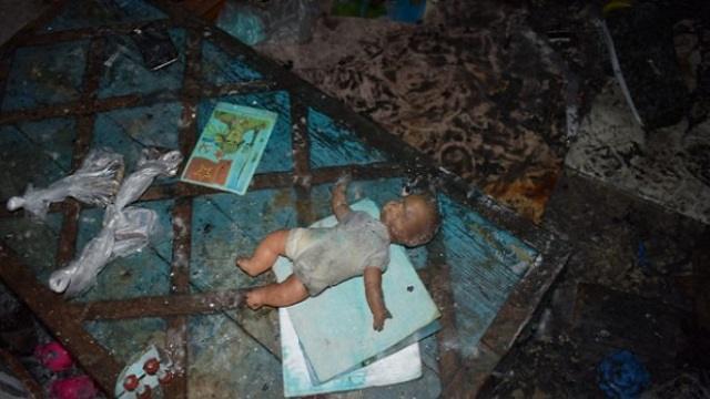 Двое детей 2017 и 2018 годов рождения погибли при пожаре в Таразе